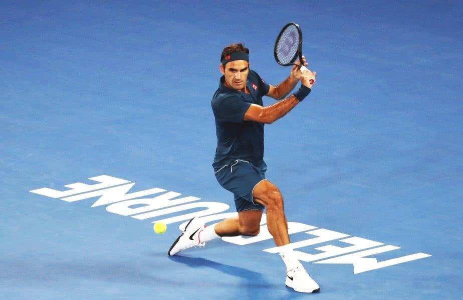 Roger Federer Foto: Reuters