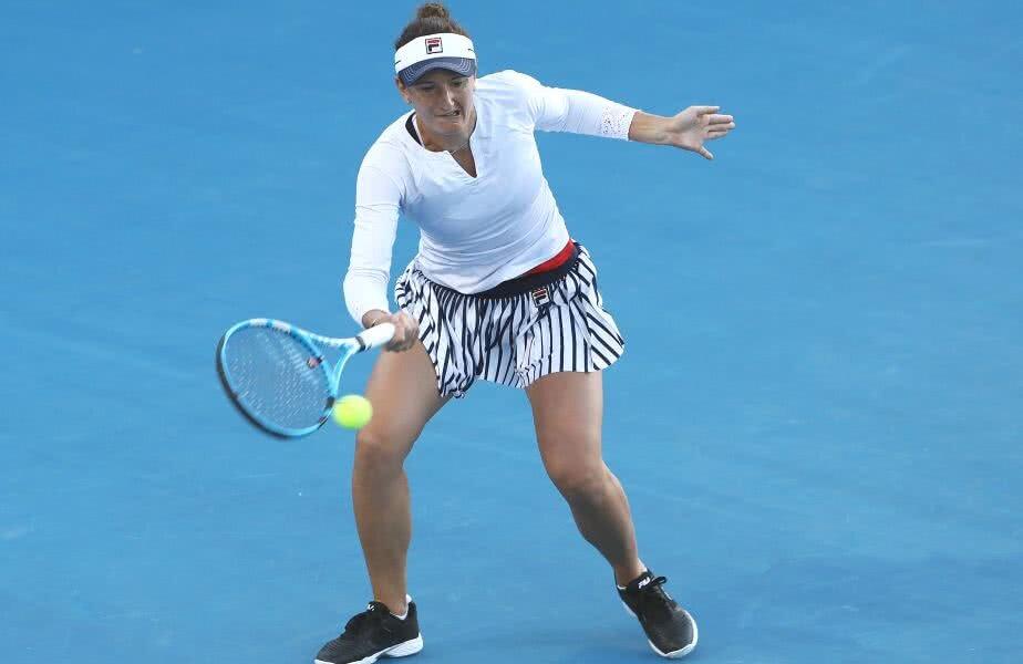 Irina Begu la Australian Open // FOTO: Guliver/GettyImages