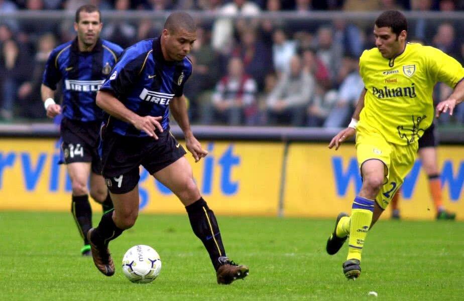 Ronaldo a jucat la Inter între 1997 şi 2002 // FOTO: Guliver/Getty Images