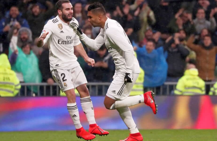 Real Madrid - Sevilla // FOTO: Reuters