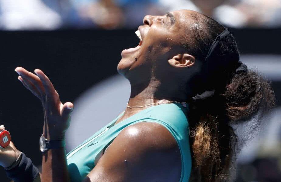 Serena Williams // FOTO: Reuters