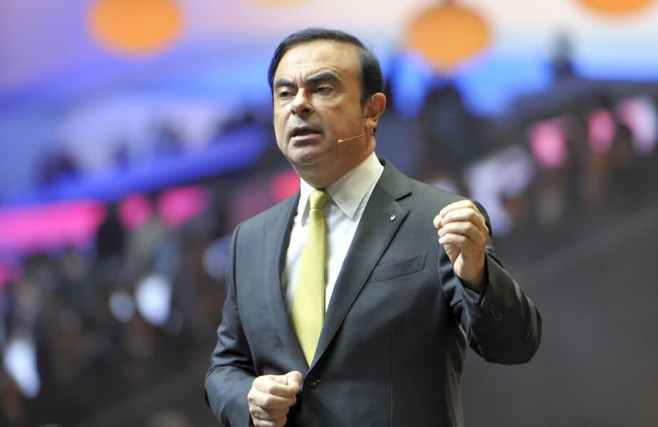 Carlos Ghosn foto: Guliver/Getty Images