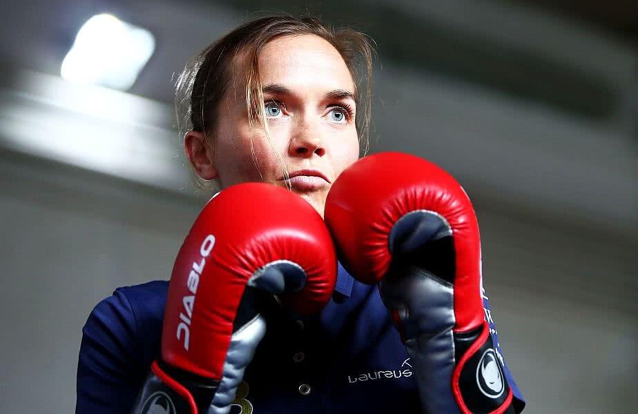Victoria Pendleton încearcă orice sport, foto: Guliver/gettyimages