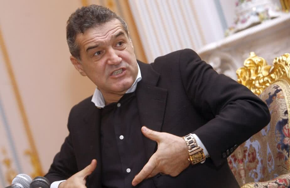 Gigi Becali i-a dat interzis fostului ginere al lui...  |Gigi Becali