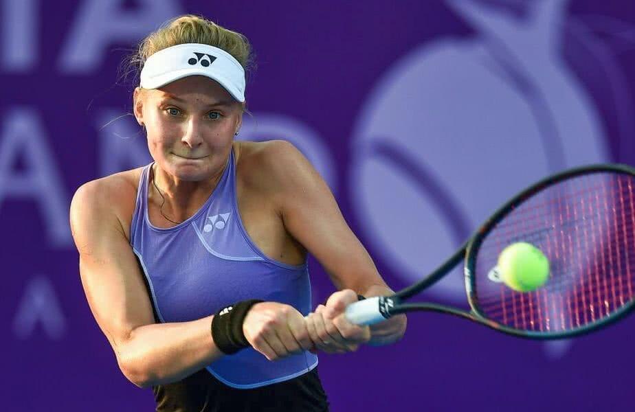 Dayana Yastremska // FOTO: WTA