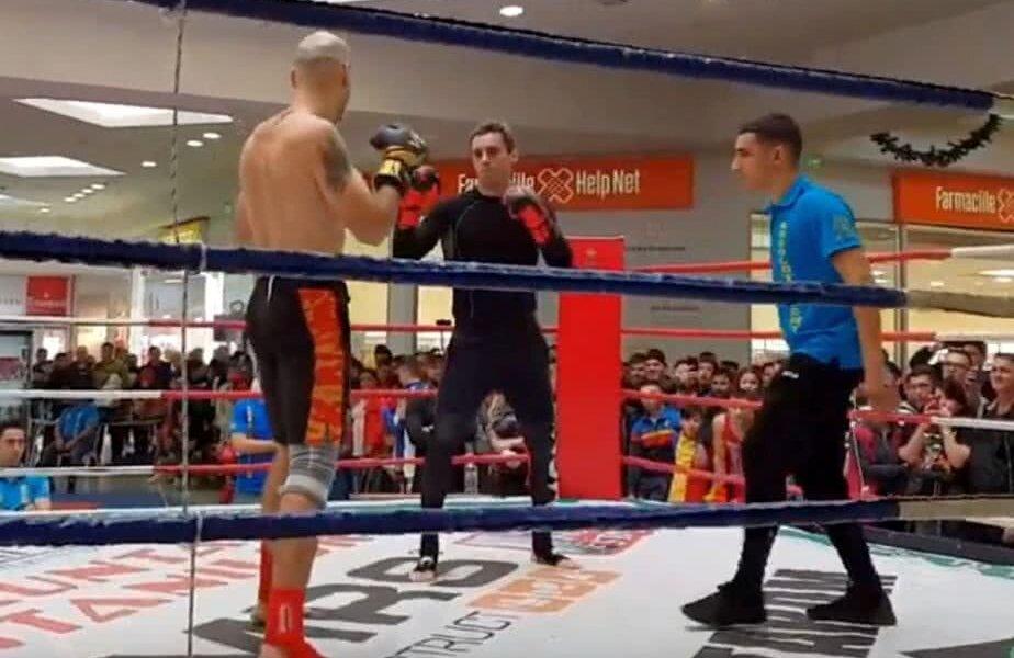 """Mircea Badea a rezistat în picioare doar 5 secunde în fața lui """"Tedi"""""""