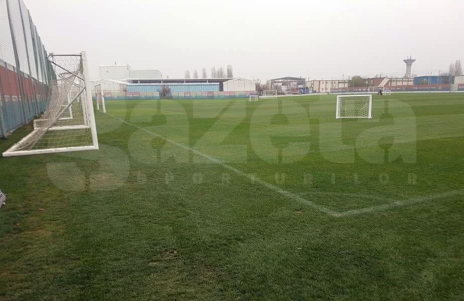 Baza de cantonament Berceni e una din bazele care ar putea deveni cartier general pentru echipele participante la EURO 2020