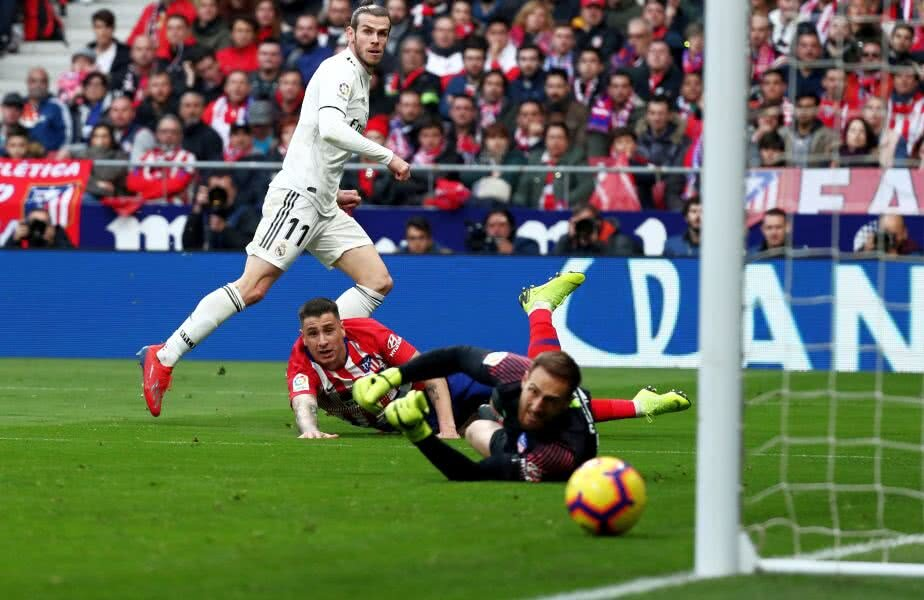 Atletico Madrid - Real Madrid 1-3 // FOTO: Reuters