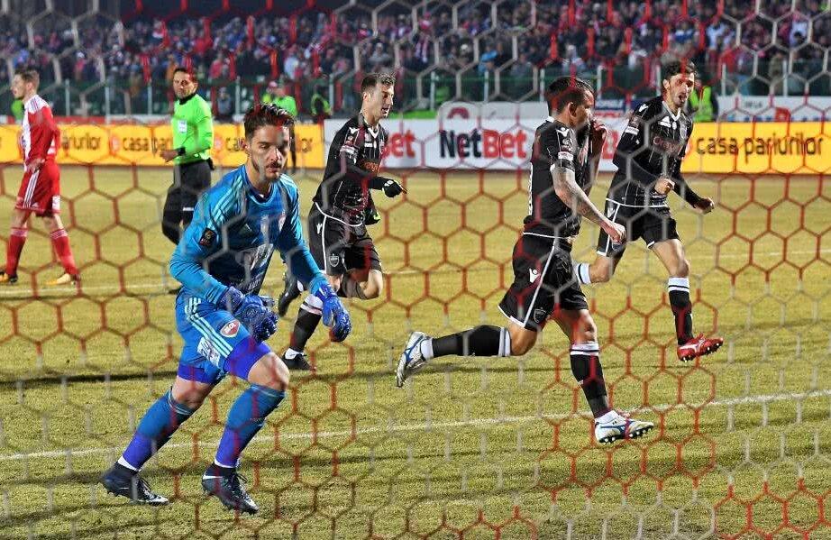 Sepsi - Dinamo 0-1 // FOTO: Raed Krishan