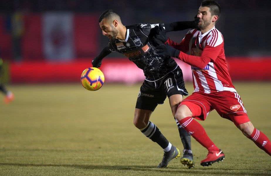 Dinamo i-a plătit lui Antwerp 50.000 de euro în schimbul lui Jaadi FOTO: Raed Krishan