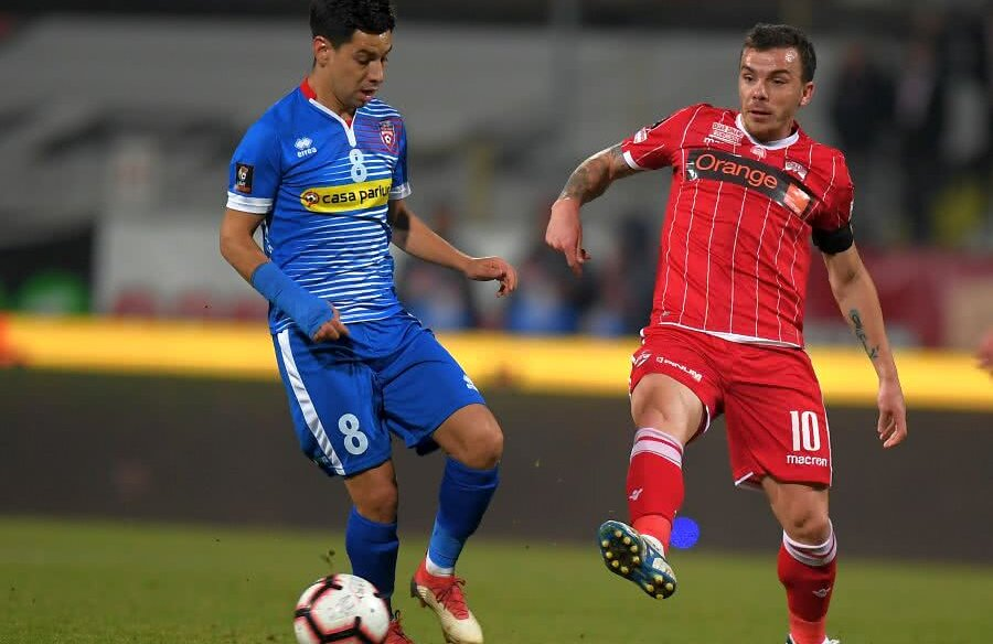 Dinamo - FC Botoșani 1-2 // FOTO: GSP