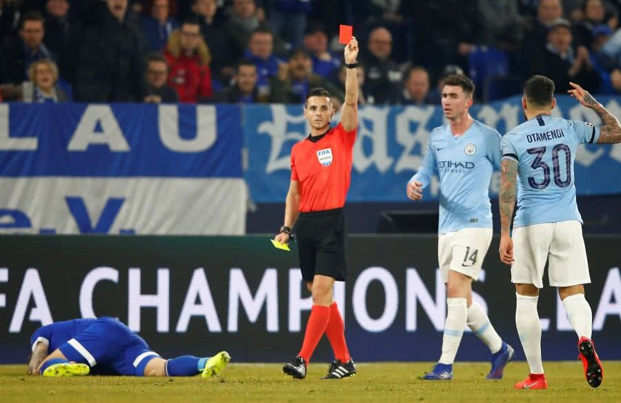 Schalke - Manchester City 2-3 // FOTO: Reuters