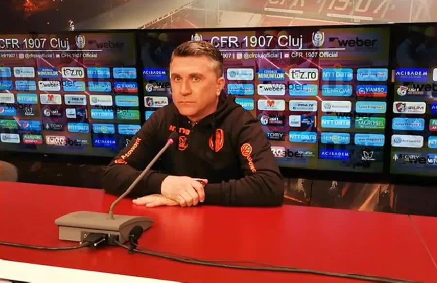 Alin Minteuan, CFR Cluj