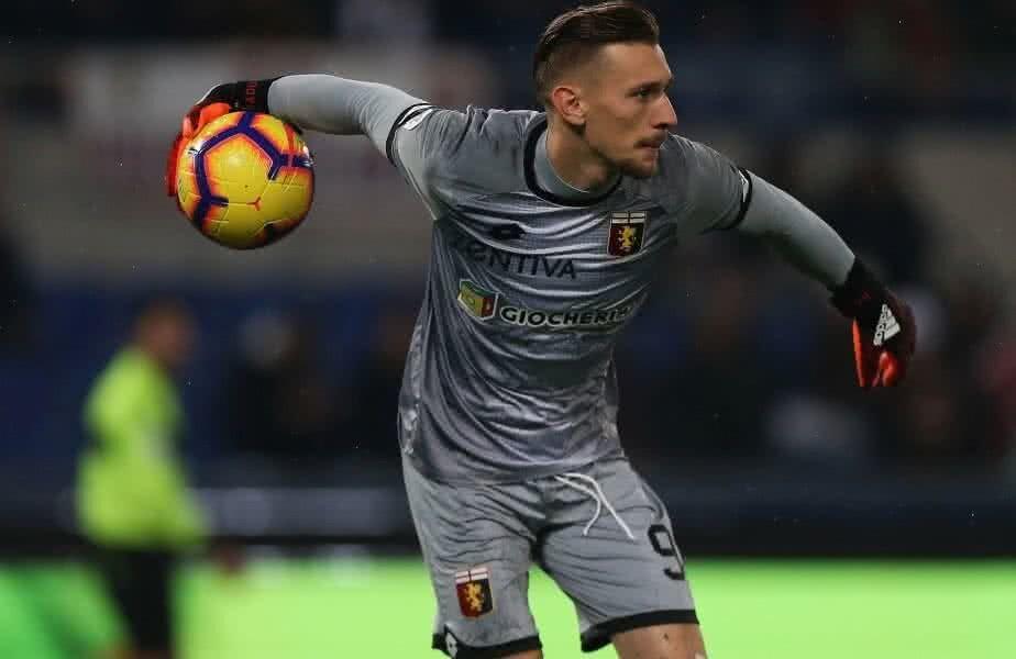 Ionuț Radu are 4 meciuri în Serie A în care nu a primit gol