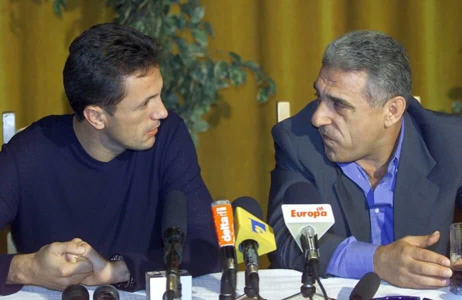 Giovanni Becali și Gică Popescu