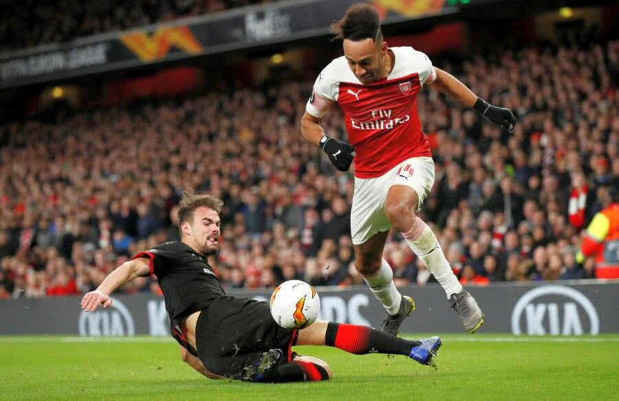 Arsenal // FOTO: Reuters