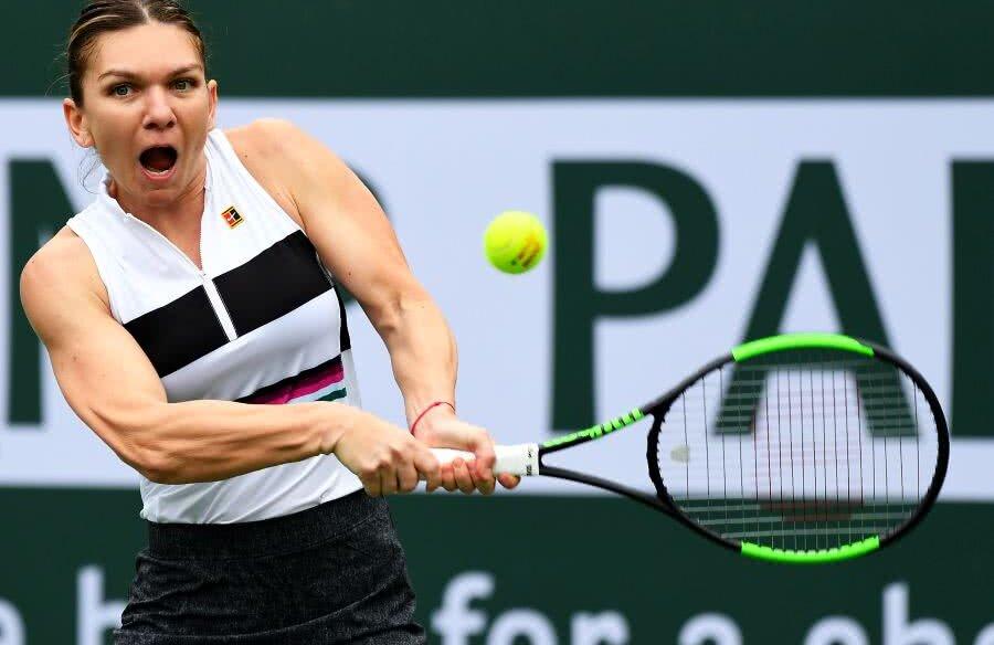 Simona Halep, în prezent pe locul 3 în clasamentul WTA, poate ajunge pe locul 5 // FOTO: Reuters