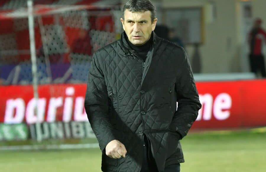 Eugen Neagoe în Sepsi - CS U Craiova 0-1 // FOTO: Bogdan Bălaș