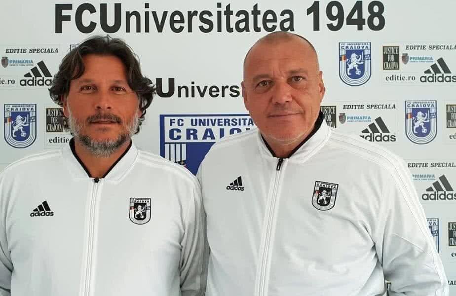 Nicolo Napoli și Marcel Pușcaș