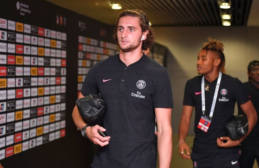 Adrien Rabiot (foto: Guliver/Getty Images)