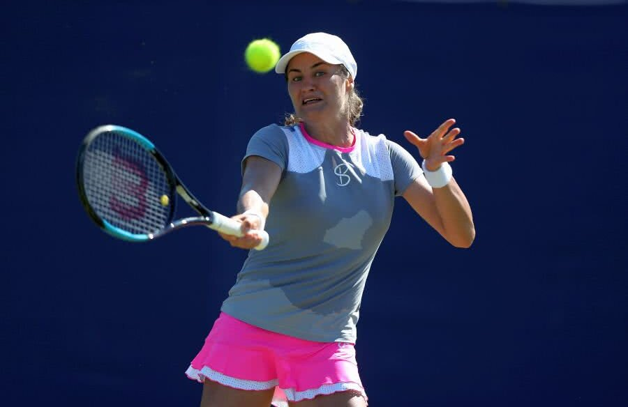 Monica Niculescu // FOTO: Guliver/GettyImages