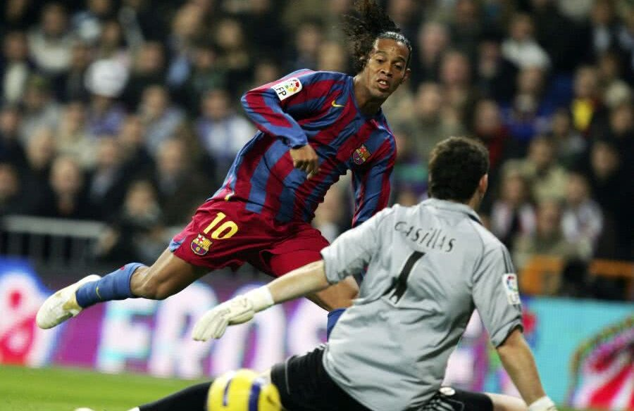 Ronaldinho // FOTO: Guliver/Getty Images