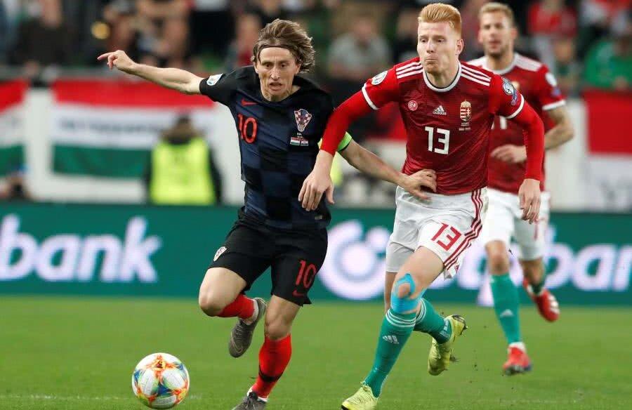 Luka Modric // FOTO: Reuters