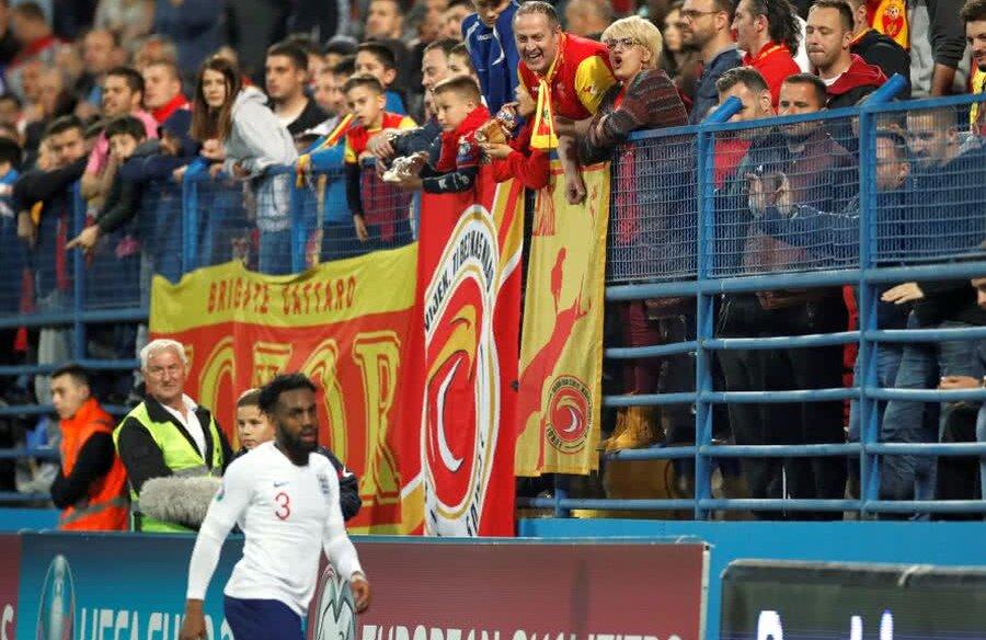 Anglia-Muntenegru // FOTO: Reuters
