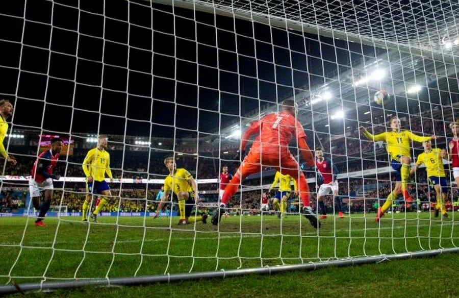 Norvegia - Suedia 3-3