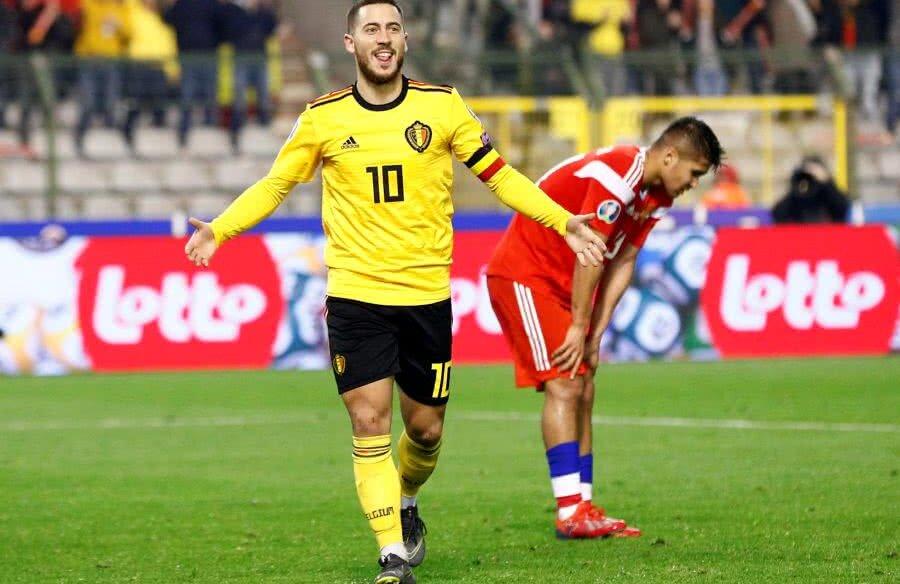 Eden Hazard // FOTO: Reuters