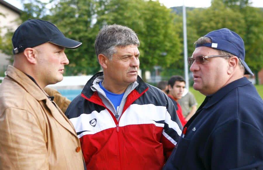 Arpad Paszkany, Ioan Andone și Iuliu Mureșan