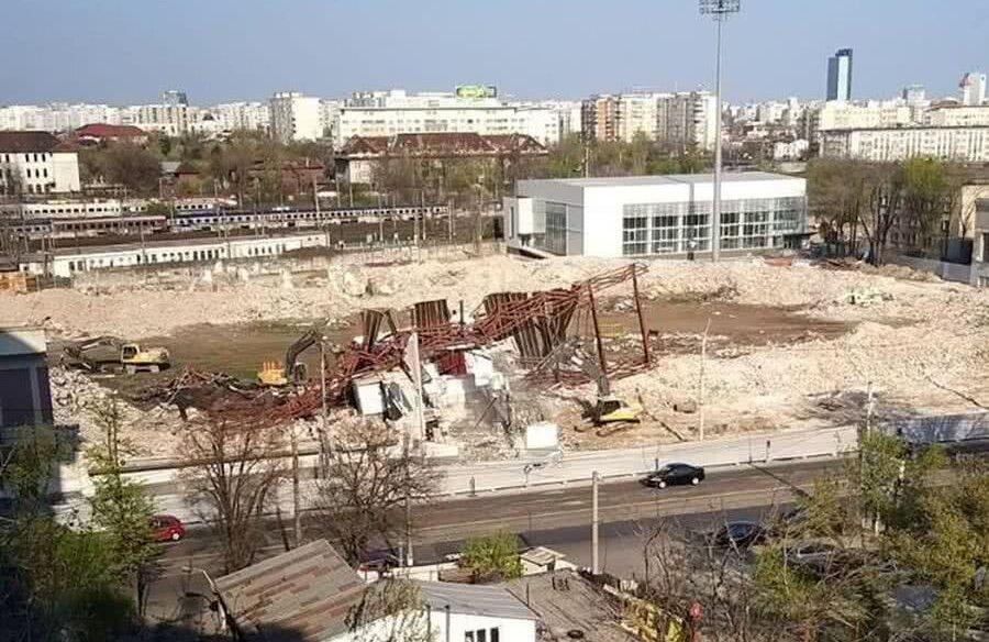 Stadionul Rapid va fi reconstruit pentru Euro 2020