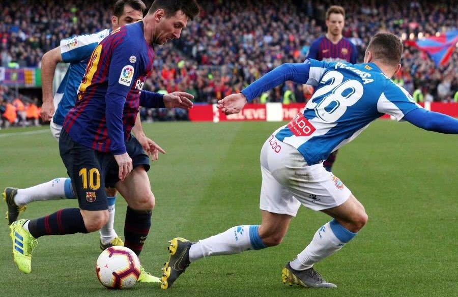 Barcelona - Espanyol // FOTO: Reuters