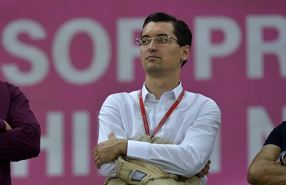 Răzvan Burleanu evită să se implice în conflictul Mitriță - stafful naționalei