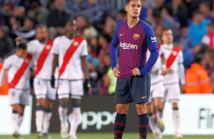Coutinho începe deja să regrete că a plecat de la Liverpool // FOTO: Reuters