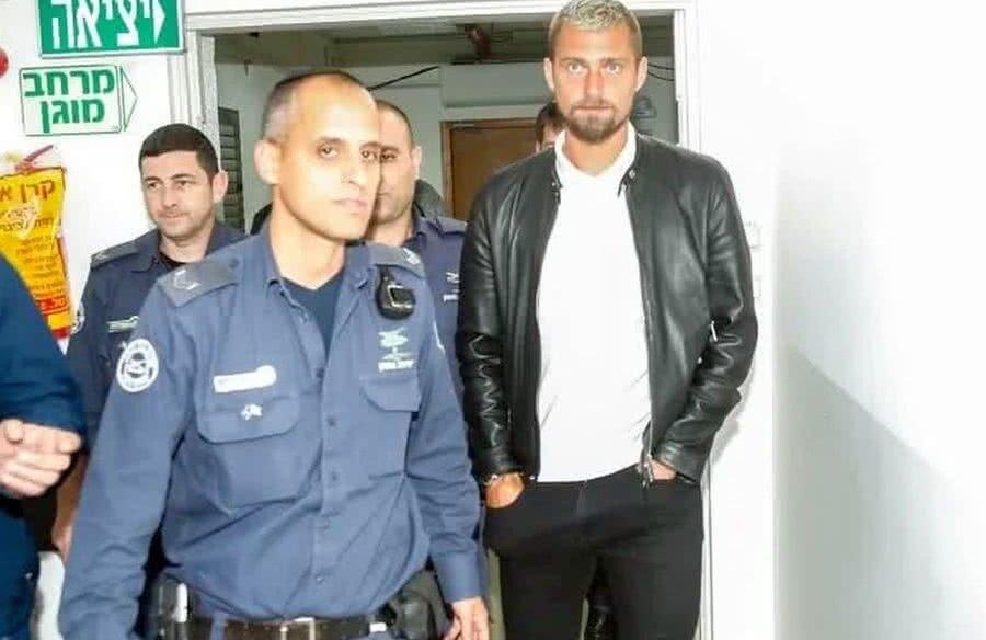Gabi Tamaș a petrecut 7 nopți în arest în Israel