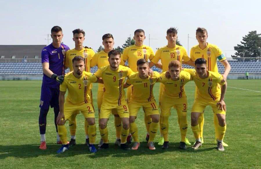 România u18