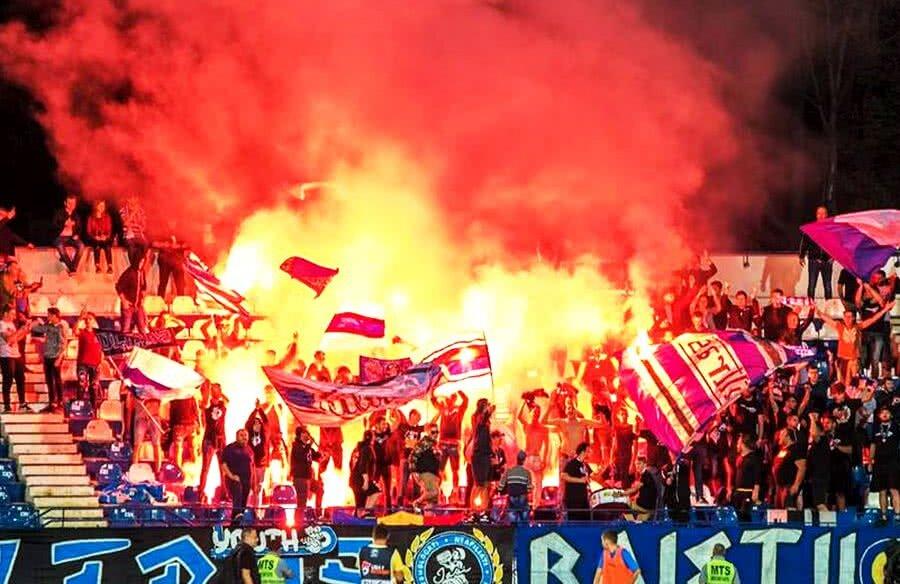 Fanii ieșeni, simaptizanți ai FCSB-ului, sunt așteptați și cu Dinamo