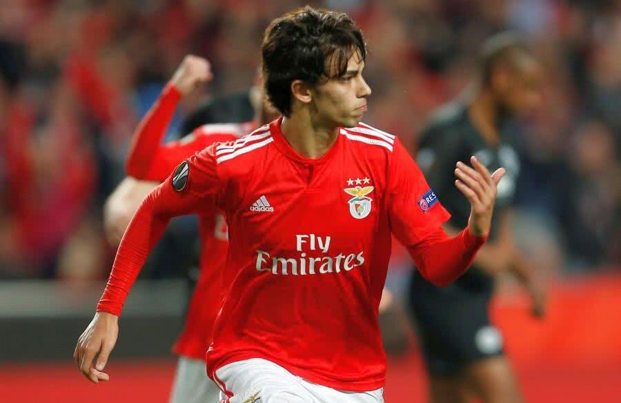 Joao Felix, Benfica - Frankfurt 4-2
