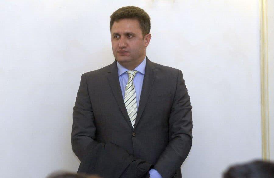 George Cosac, președintele Federației Române de Tenis