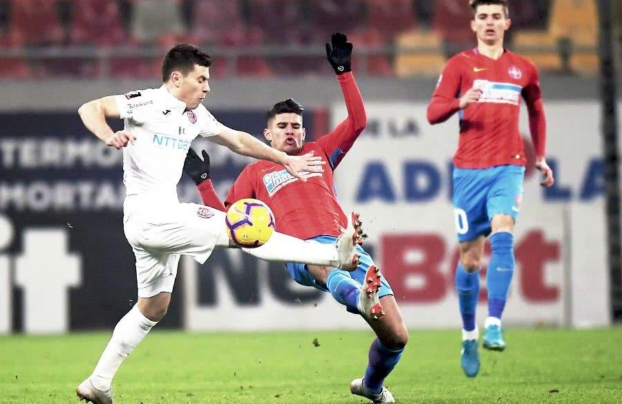 CFR Cluj - FCSB