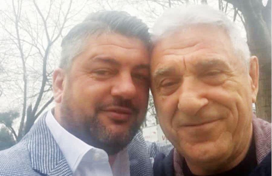 """Lucian Rădulescu și Giovanni Becali // Apropiații lui Rădulescu susțin că acesta se recomandă ca fiind """"Becali de Ploiești"""""""