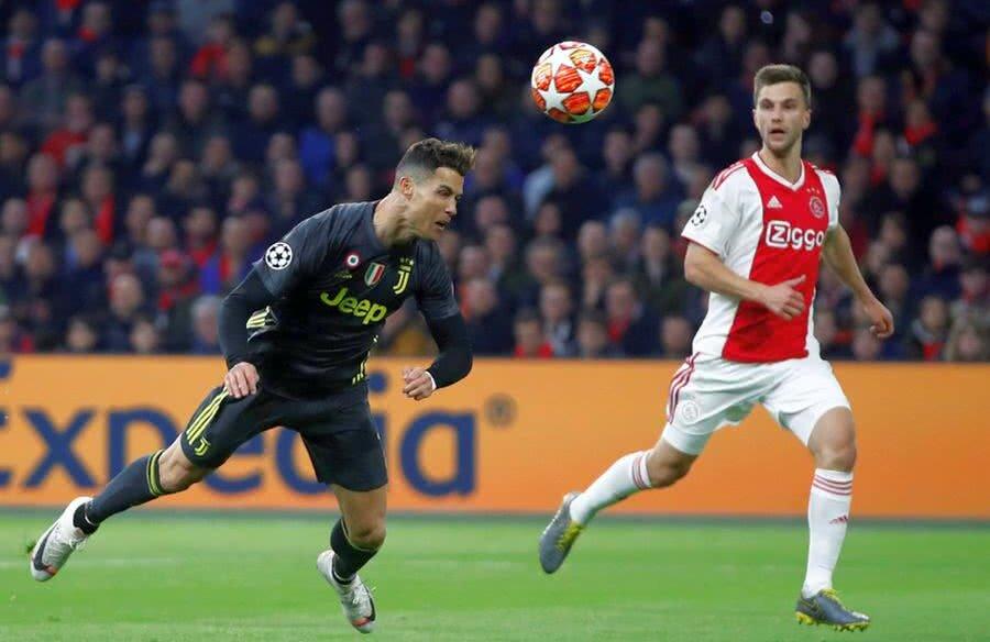 Cristiano Ronaldo // FOTO: Reuters