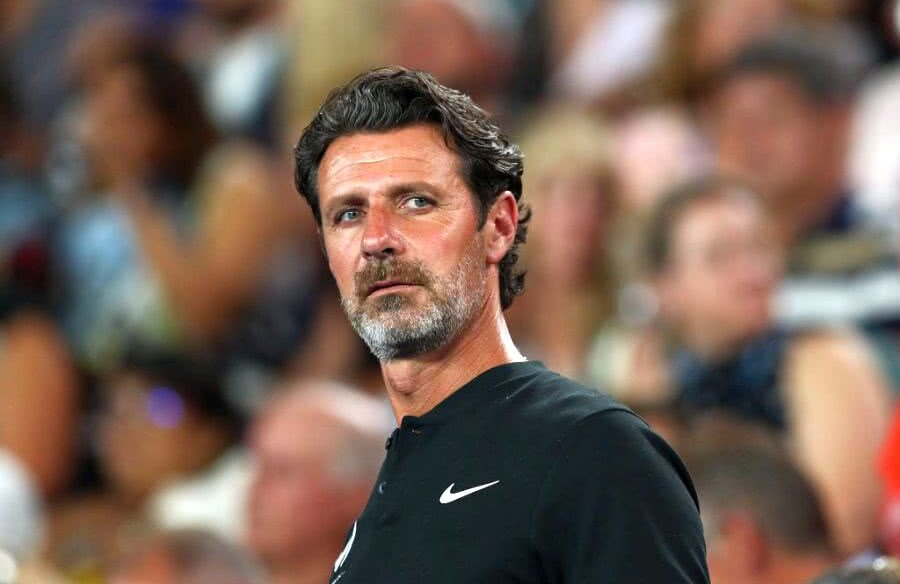 Patrick Mouratoglou FOTO: Guliver/GettyImages