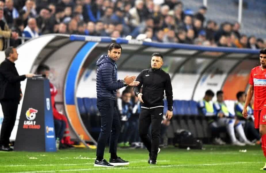 Nicolae Dică a fost antrenorul FCSB-ului până în iarnă, când a fost înlocuit cu Mihai Teja