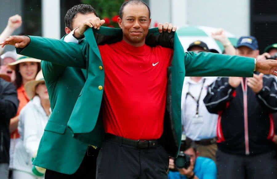 Tiger Woods // FOTO: Reuters