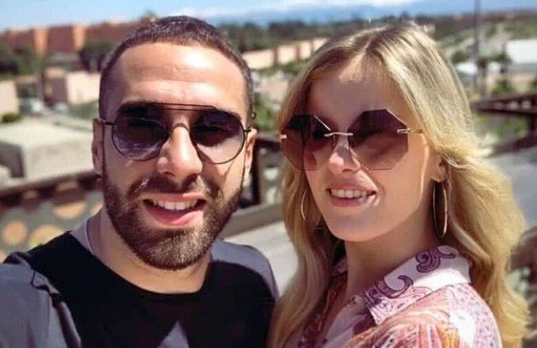 Daphne Canizares e iubita lui Dani Carvajal