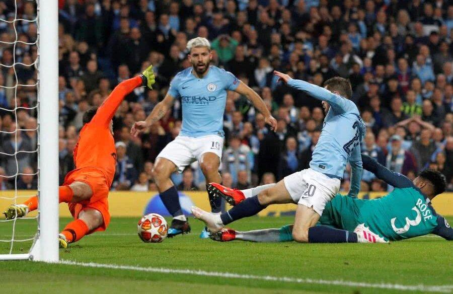 City s-a impus cu 4-3 (4-4 la general), însă a pierdut calificarea în semifinalele Ligii