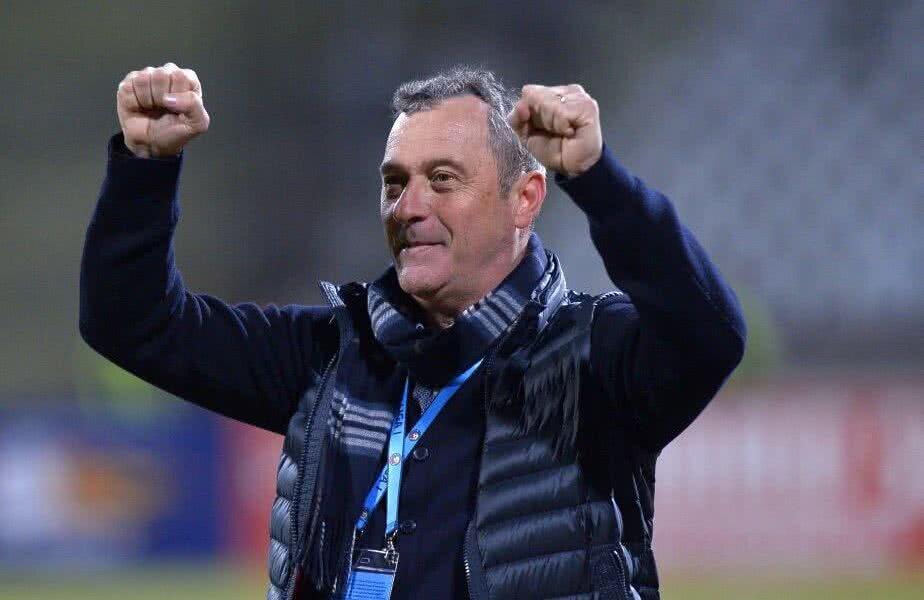 Mircea Rednic, Dinamo