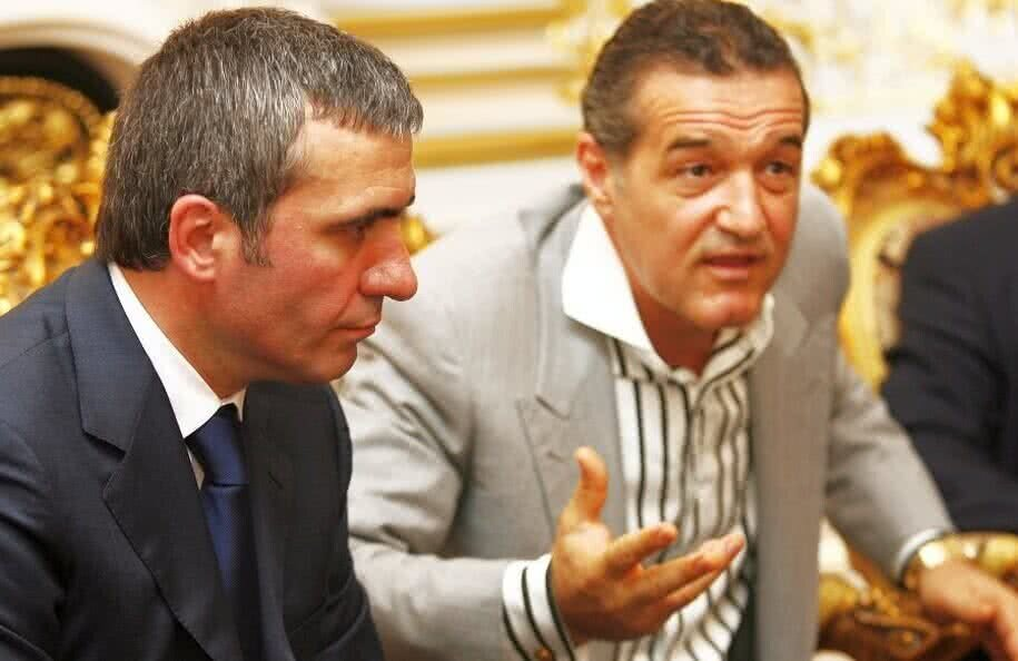 Gigi Becali și Gică Hagi au mai lucrat la FCSB în 2007